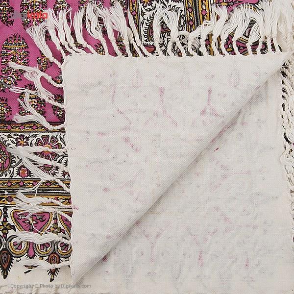 سفره قلمکار ممتاز اثر عطریان طرح 5 سایز 80 × 80 سانتی متر