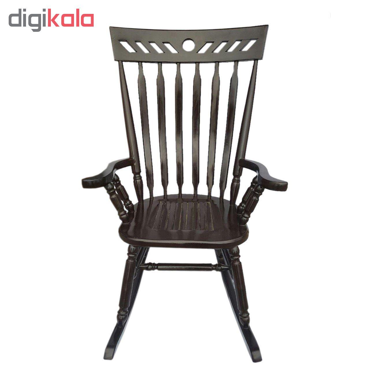 قیمت                      صندلی راحتی طرح راک مدل شبکه ای