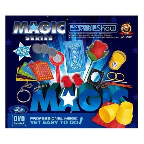 ست ابزار شعبده بازی ژیاچو مدل F2051