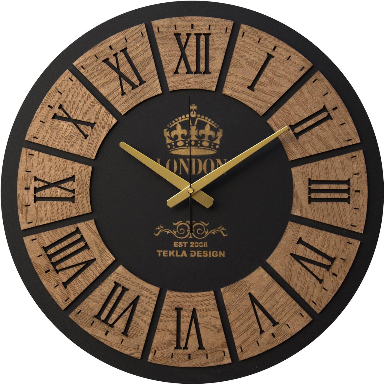 ساعت دیواری تکلادیزاین مدل TT155