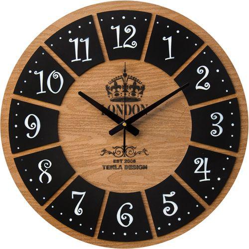 ساعت دیواری تکلادیزاین مدل TT158