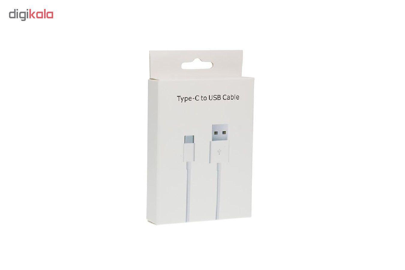 کابل تبدیل USB به Type-c مدل TC-1 به طول 1 متر main 1 2