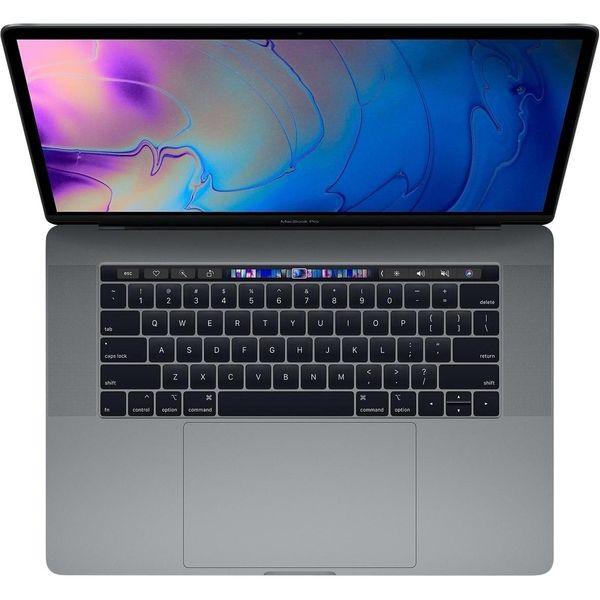 لپ تاپ 15 اینچی اپل مدل MacBook Pro MR942 2018 همراه با تاچ بار | Apple MacBook Pro MR942 2018 With Touch Bar - 15 inch Laptop