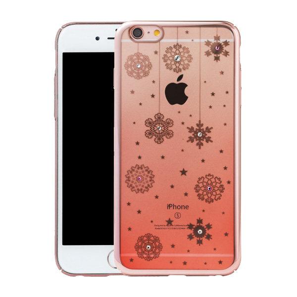کاور ریمکس مدل Diamond طرح برف مناسب برای گوشی موبایل iPhone 6 Plus/6s Plus