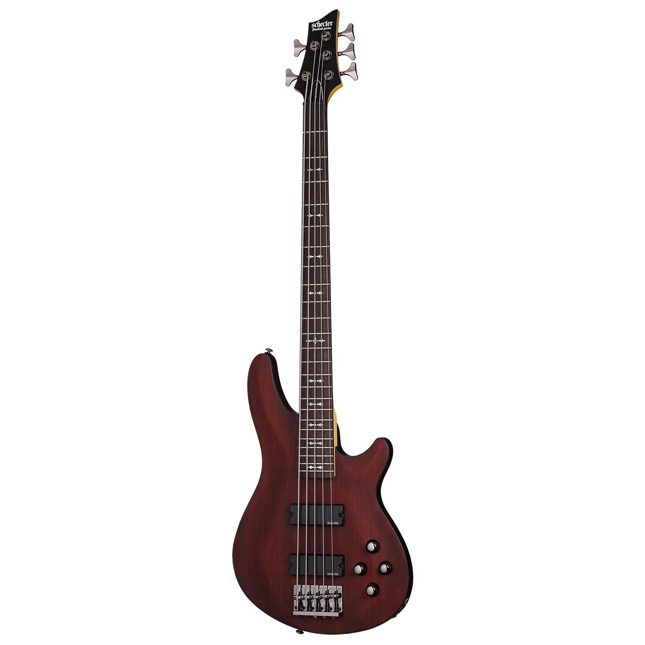 تصویر عکس گیتار بیس باس شکتر اسچکتر Schecter مدل اومن امن عمن Omen 5 2094 Bass Guitar سازودهل ساز و دهل sazodohol