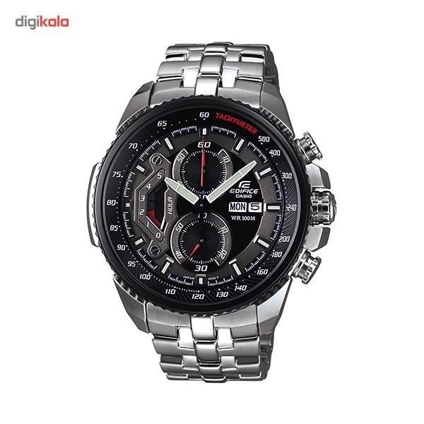 خرید ساعت مچی عقربه ای مردانه کاسیو مدل Edifice EF-558D-1AVUDF