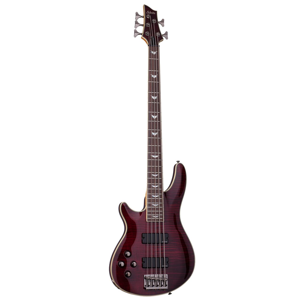گیتار باس دست چپ شکتر مدل Omen Extreme-5-2047