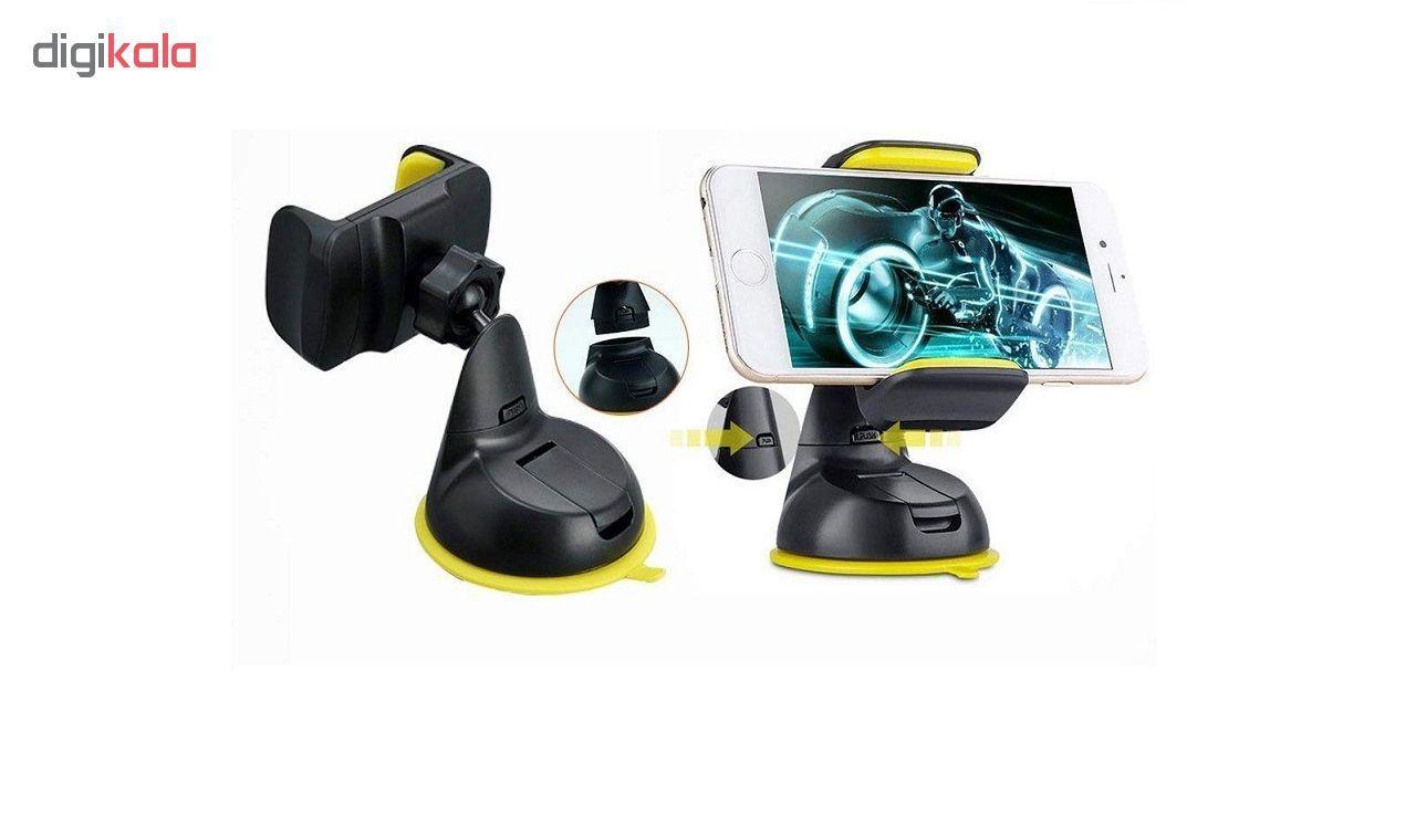 پایه نگهدارنده گوشی موبایل YESIDO مدل C2 main 1 5