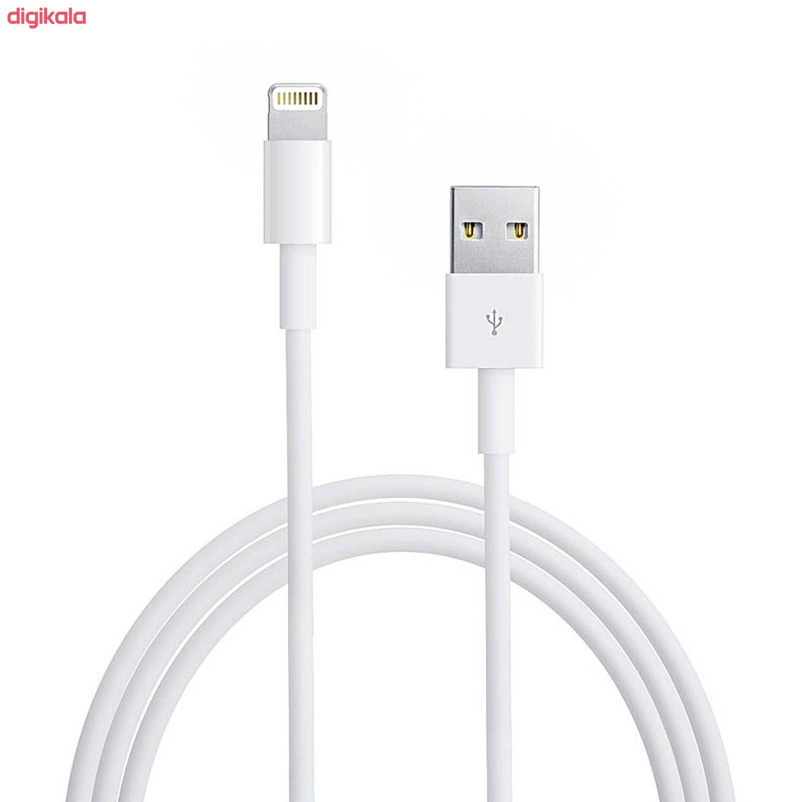کابل تبدیل USB به لایتنینگ مدل FOQ77 طول 1 متر main 1 7