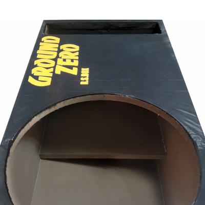 باکس ساب ووفر خودرو گرند زیرو  طرح مستطیلی کد 1 مناسب برای ساب 15 اینچ