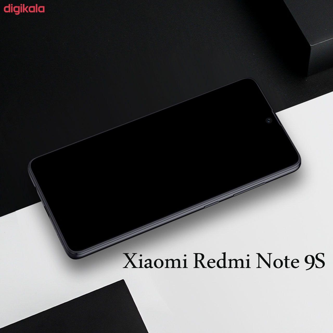 محافظ صفحه نمایش مدل FCG مناسب برای گوشی موبایل شیائومی Redmi Note 9S main 1 8