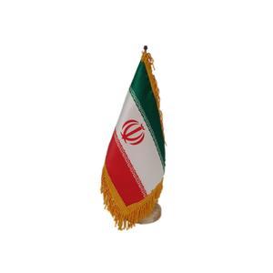 پرچم رومیزی ایران اسکرین طرح ایران مدل 2030504024