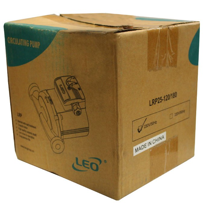 پمپ سیرکولاتور لئو مدل LRP 25-120/180