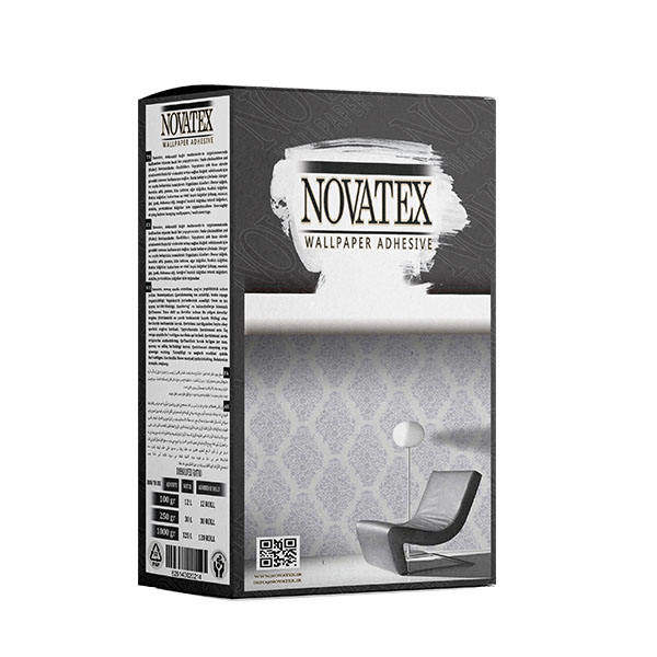 چسب کاغذ دیواری نواتکس مدل N025 وزن 250 گرم