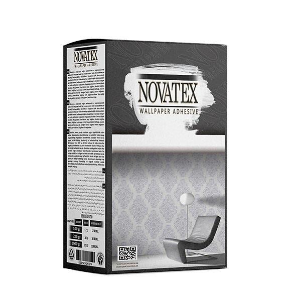 چسب کاغذ دیواری نواتکس مدل N010 وزن 100 گرم