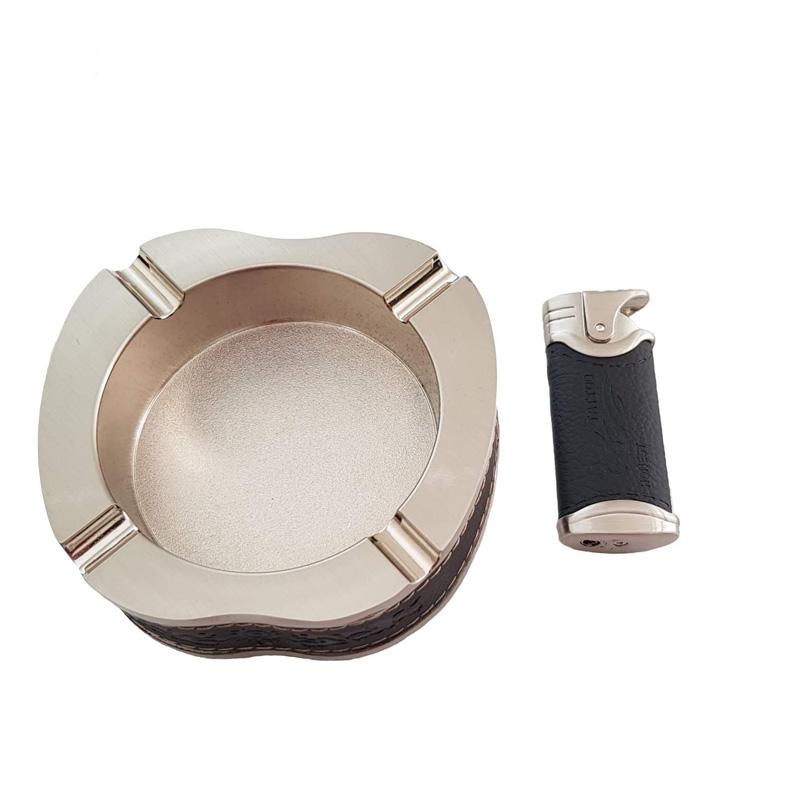 ست هدیه فندک و زیرسیگاری آنست مدل  SN-25449