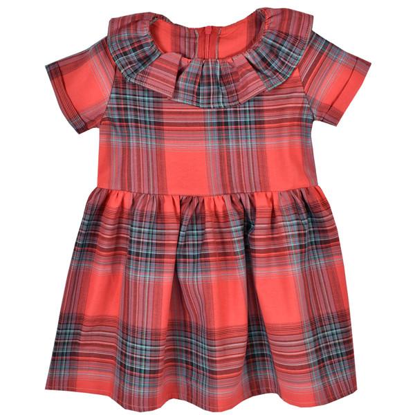 پیراهن دخترانه نیروان مدل کد 101115 -1