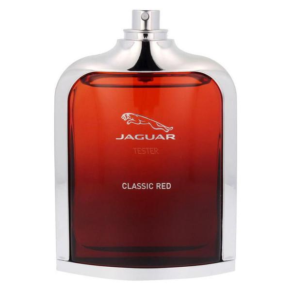تستر ادوتویلت مردانه جگوار مدل Classic Red حجم 100 میلی لیتر