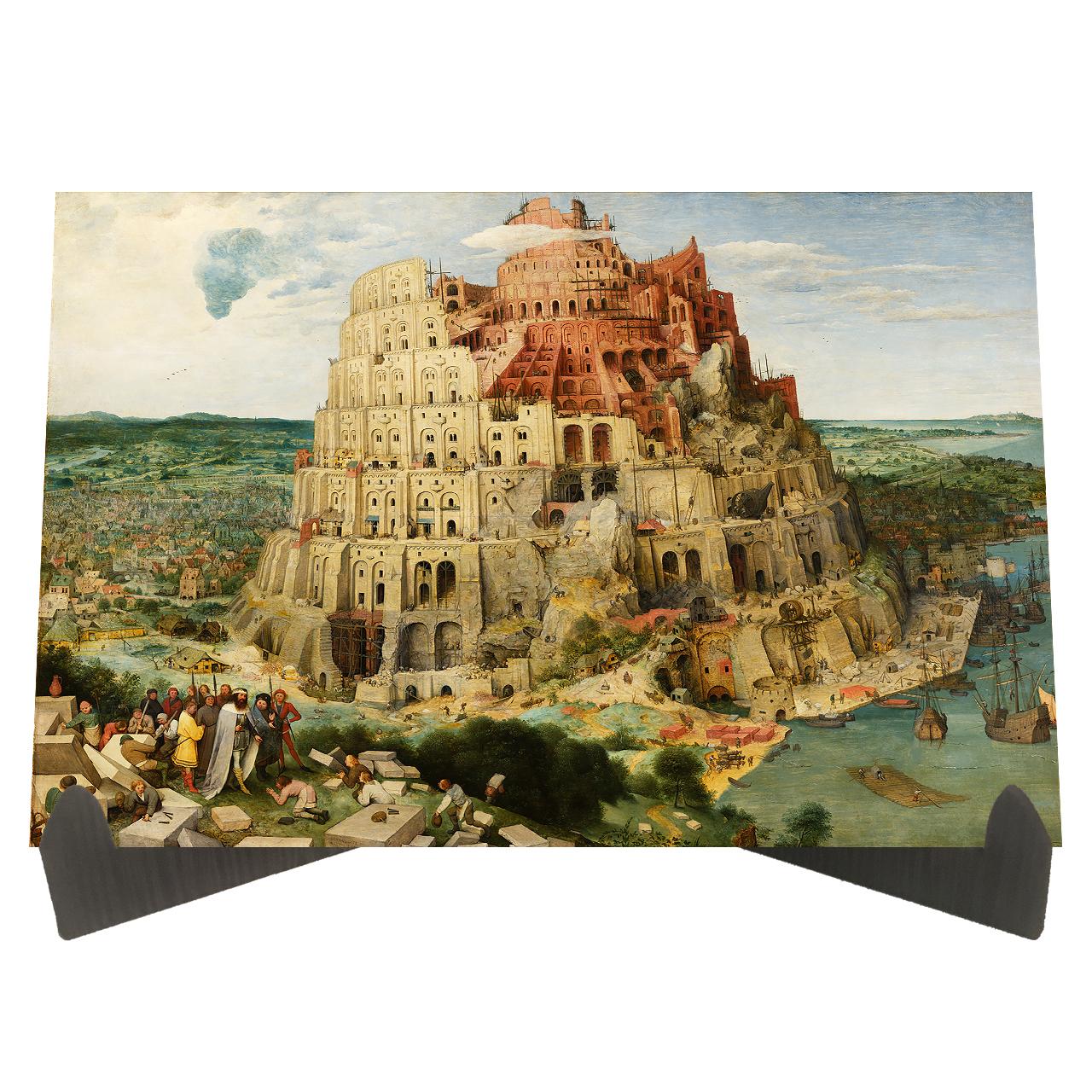 تابلو شاسی رومیزی طرح برج بابل کد LS2209