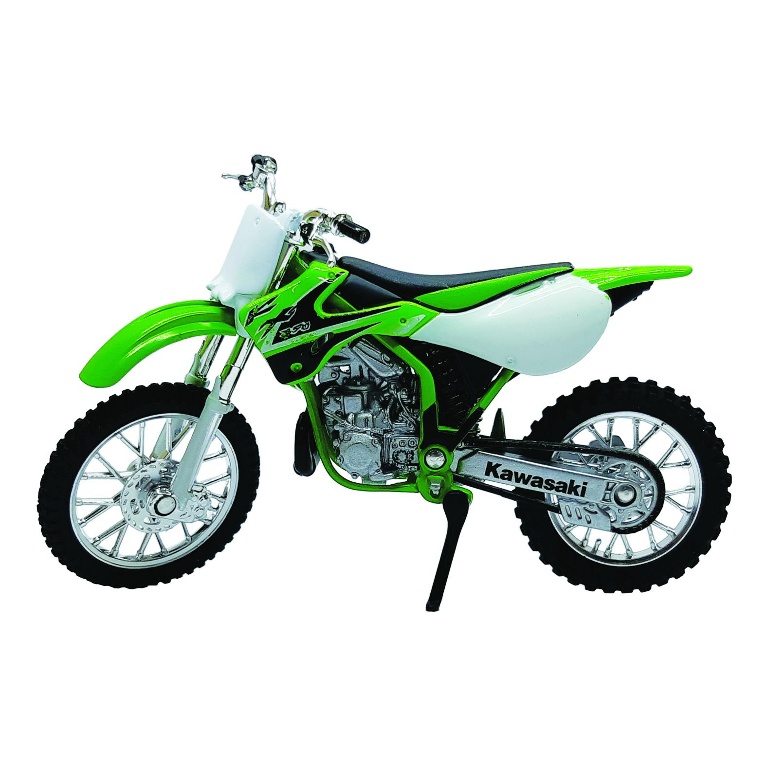 موتور بازی ولی مدل Kawasaki KX 250