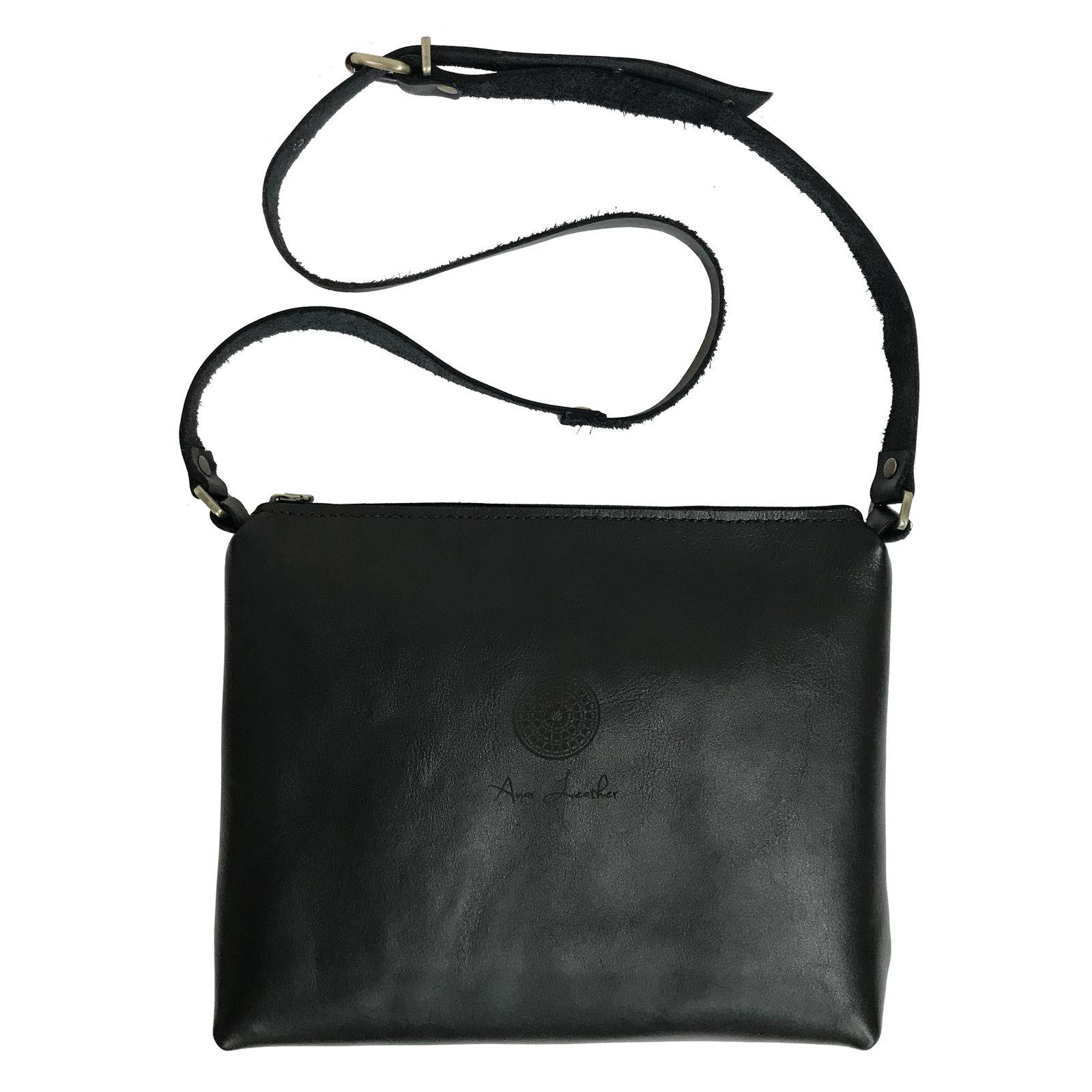 کیف رو دوشی انارلدر مدل لاگون پلاس -  - 3