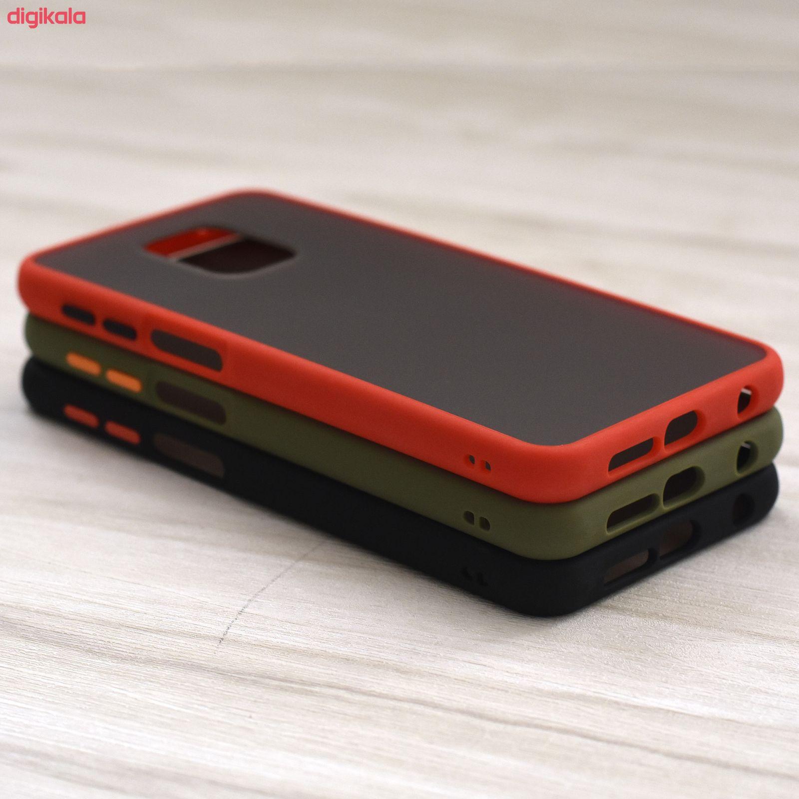 کاور مدل Slico01 مناسب برای گوشی موبایل شیائومی Redmi Note 9S / 9 Pro main 1 5