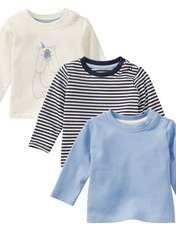 تی شرت نوزادی لوپیلو کد B-03 مجموعه سه عددی -  - 2