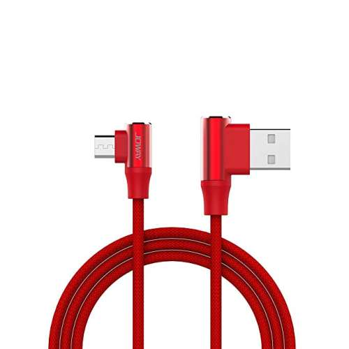 کابل تبدیل USB به microUSB جووی مدل LM28 طول 1 متر