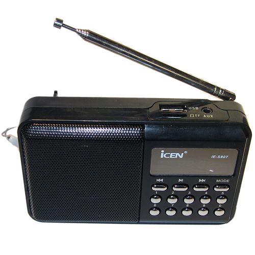 رادیو آی سن مدل S807