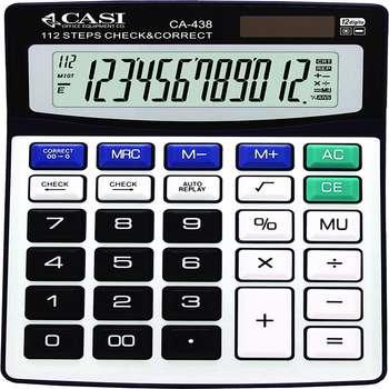 ماشین حساب کاسی مدل 438