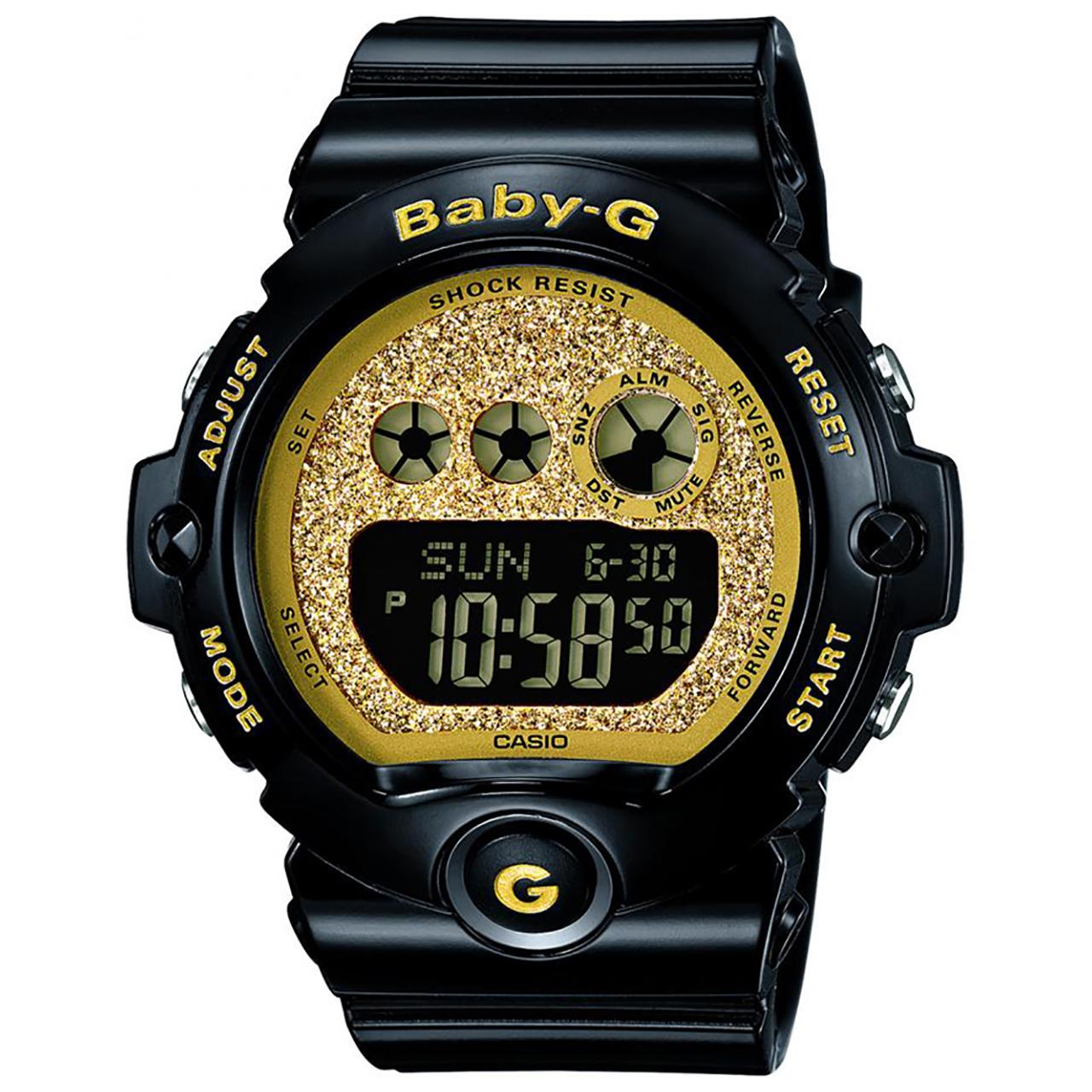 ساعت مچی دیجیتالی کاسیو بی بی جی مدل BG-6900SG-1DR