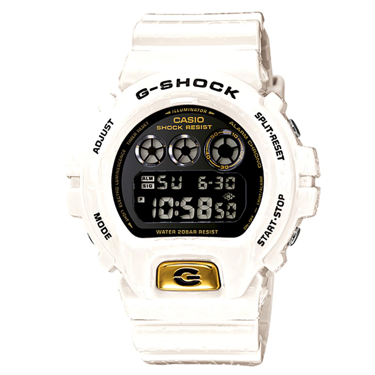 ساعت مچی دیجیتالی کاسیو جی شاک مدل DW-6900CR-7ER 32