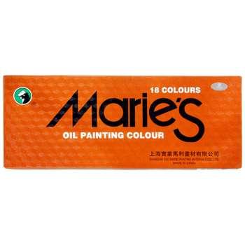 رنگ روغن ماریز 18 رنگ کد E1382