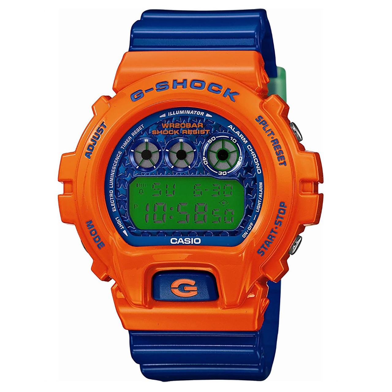 ساعت مچی دیجیتالی کاسیو جی شاک مدل DW-6900SC-4DR