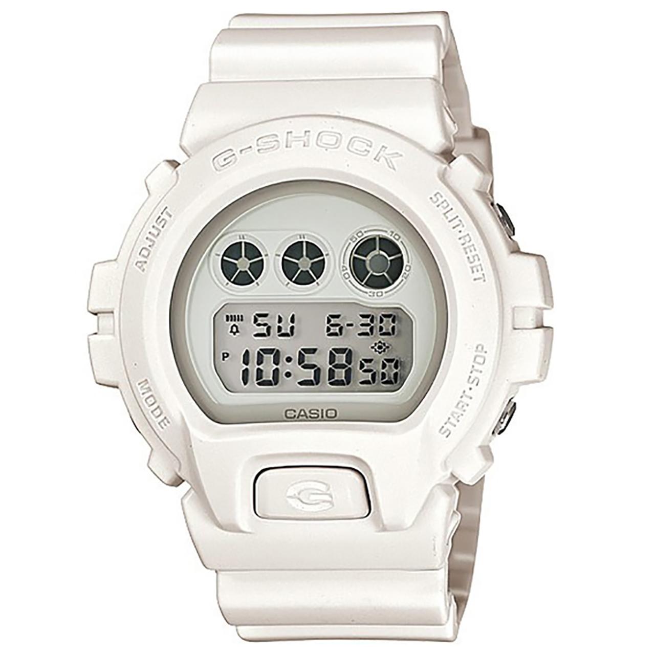 ساعت مچی دیجیتالی کاسیو جی شاک مدل dw-6900ww-7dr