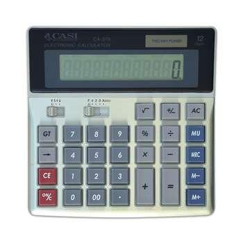 تصویر ماشین حساب کاسی مدل سی اس ۳۷۹ CASI CS-379 Calculator