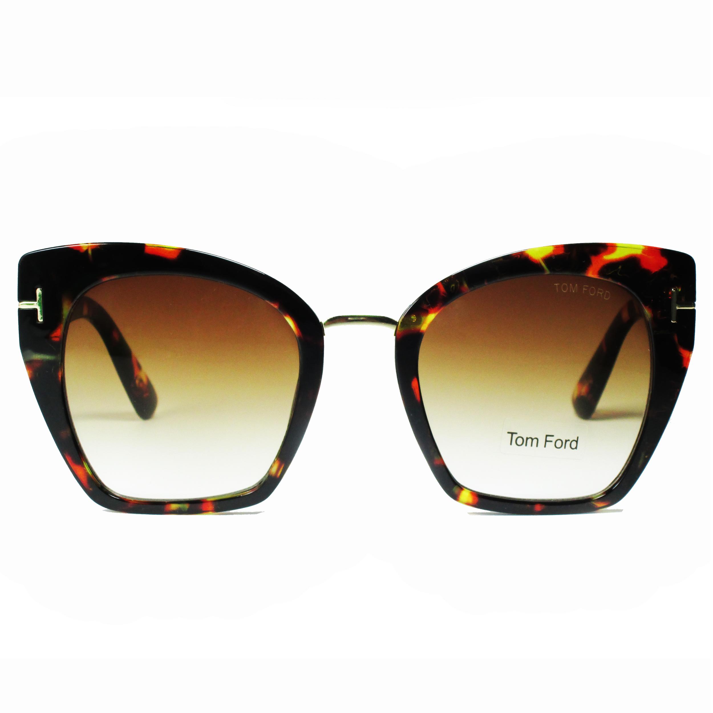 عینک آفتابی زنانه تام فورد مدل FT 0553