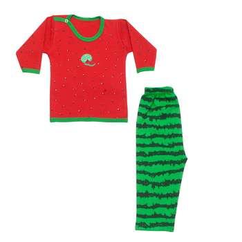 ست لباس نوزادی طرح یلدا کد 3 |