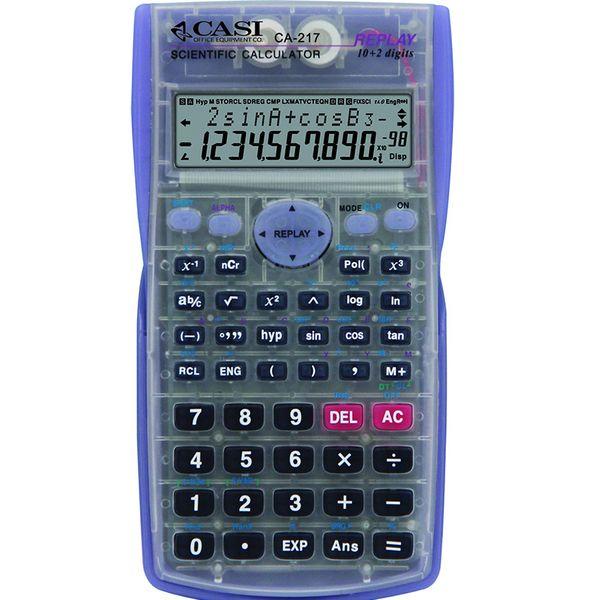 ماشین حساب مهندسی کاسی مدل 217