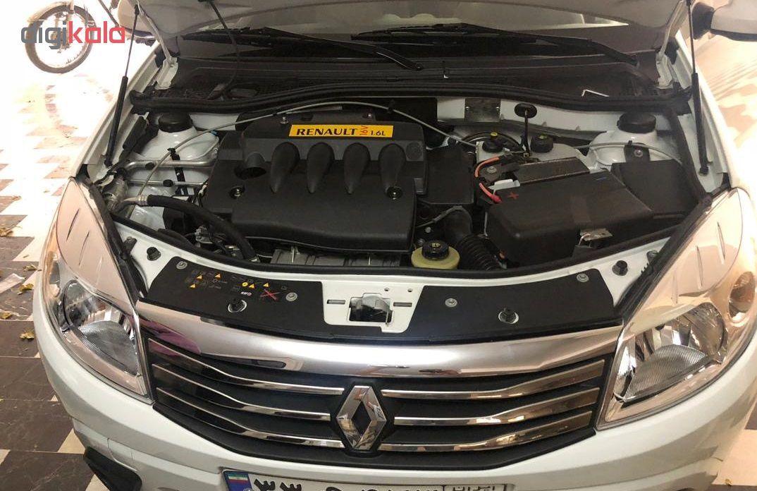 کاور موتور مدل 001 مناسب برای خودرو ساندرو و تندر main 1 4