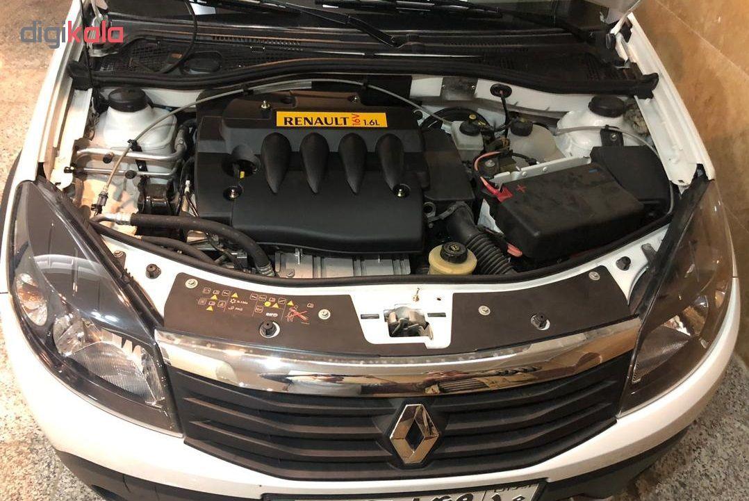 کاور موتور مدل 001 مناسب برای خودرو ساندرو و تندر main 1 5