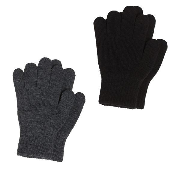 دستکش بافتنی زنانه اچ اند ام مدل 0233091 مجموعه دو عددی