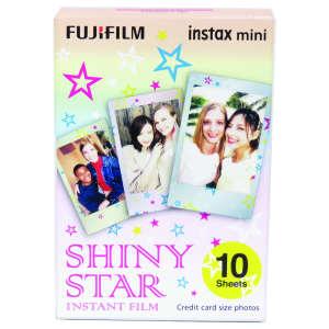 فیلم مخصوص دوربین فوجی فیلم اینستکس مینی مدل Instax Mini Shiny star