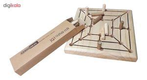 بازی فکری چوبیکا مدل دوز 24 خانه