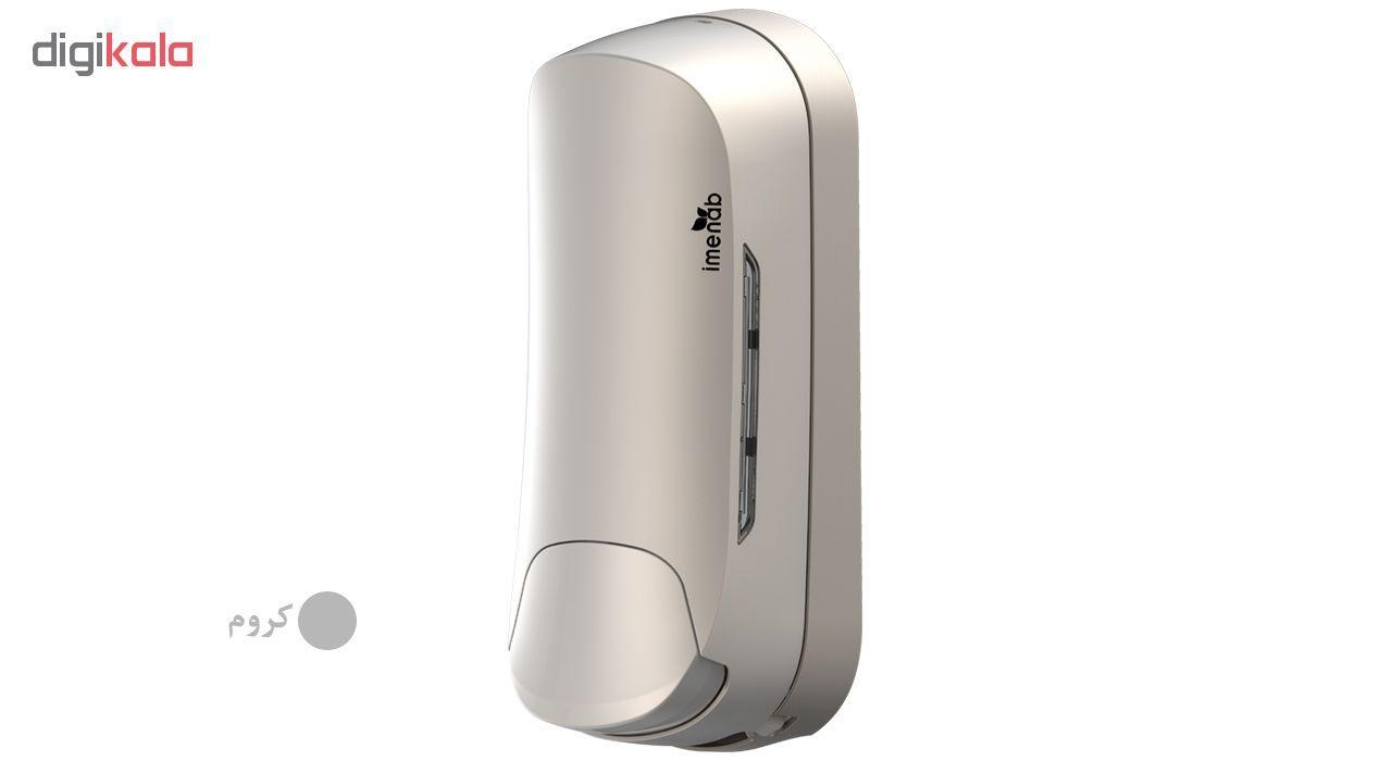 پمپ مایع دستشویی ایمن آب مدل IMAA main 1 2