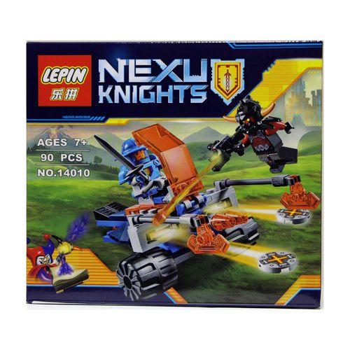 ساختنی لپین مدل Nexu Knights 14010