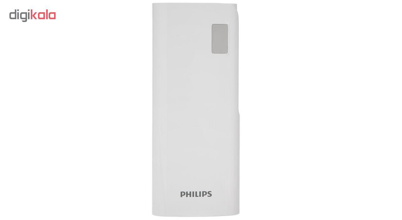 شارژر همراه فیلیپس مدل DLP10016 ظرفیت 10000 میلی آمپر ساعت