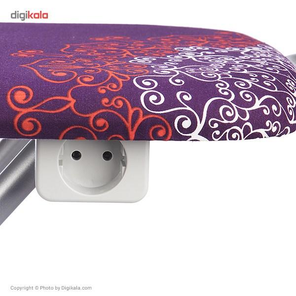 میز اتوی پایه بلند وانیلی مدل 10060 main 1 19