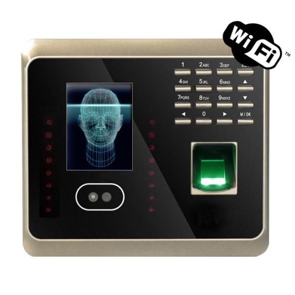 دستگاه حضور و غیاب تشخیص چهره و اثرانگشتی کارابان مدل KTA-630 Wifi