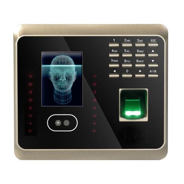 دستگاه حضور و غیاب تشخیص چهره و اثرانگشتی کارابان مدل KTA-630